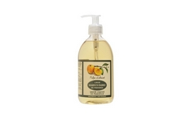 Marseille soap liquid, Apricot pulp scented !Savon liquide de Marseille, parfumé à la Pulpe d'abricot !