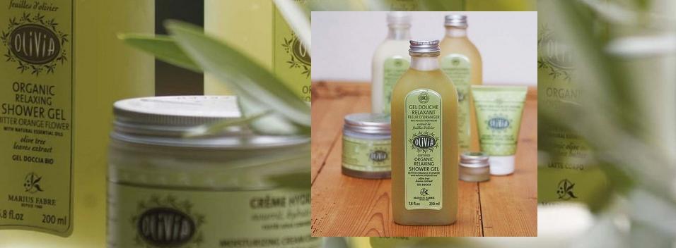 «Olivia» la ligne cosmétique bio à l'huile d'olive